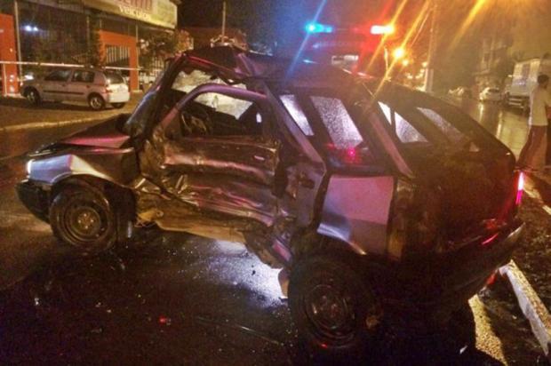 Colisão deixa quatro jovens feridos em Garibaldi Altamir Oliveira / Estação FM/ Divulgação/Estação FM/ Divulgação