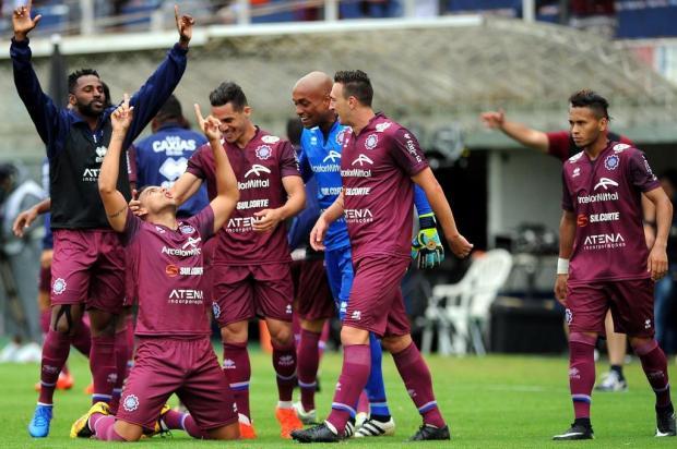 Caxias volta a vencer o Juventude por 1 a 0 e garante vaga na semifinal Felipe Nyland/Agencia RBS