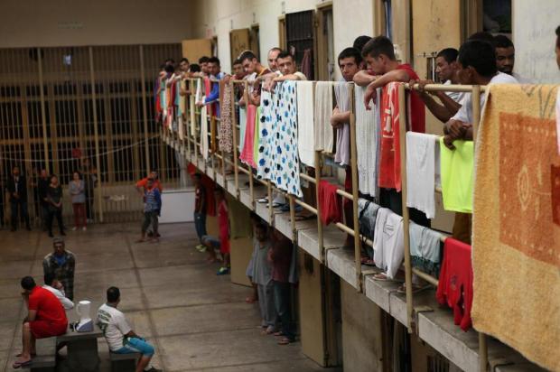 Estrutura da penitenciária no Apanhador, em Caxias, favorece facções criminosas, apontam juízes Sidinei José Brzuska/TJ-RS