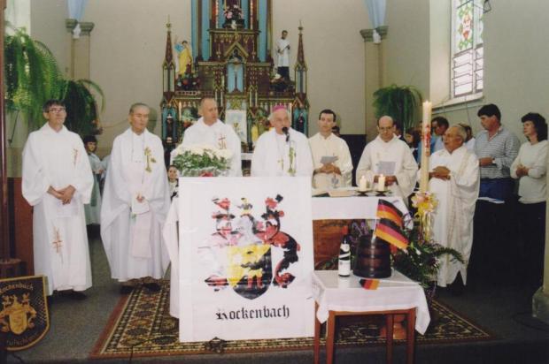 Memória: a imigração da família Rockenbach  Acerto pessoal família Rockenbach/Divulgação