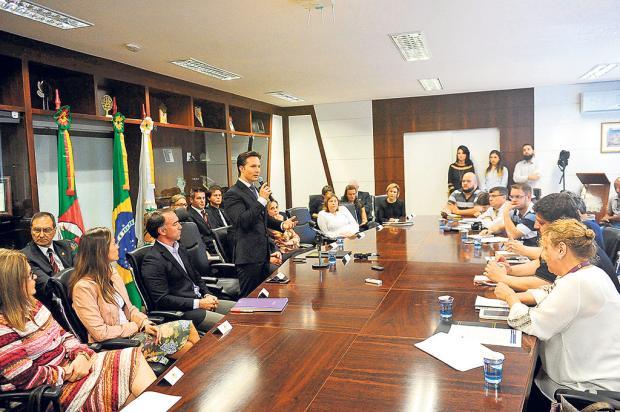"""""""Não é decisão do prefeito"""", diz Daniel Guerra sobre realização da Festa da Uva, em Caxias Roni Rigon / Agência RBS/Agência RBS"""