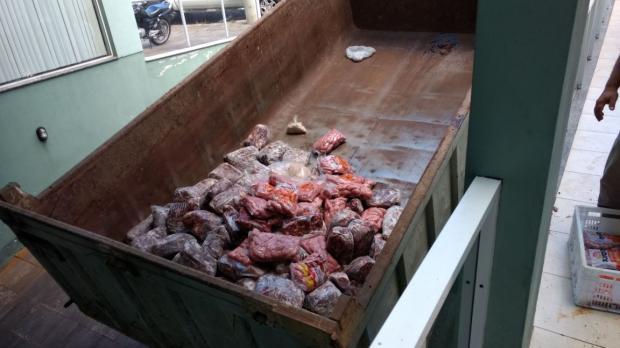 Polícia apreende quase 7 toneladas de produtos impróprios em Guaporé e Dois Lajeados Divulgação/Polícia Civil