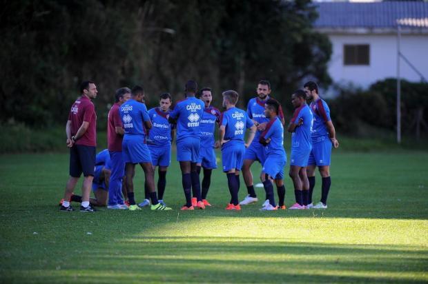 Caxias tem uma mudança e uma dúvida para enfrentar o Inter Felipe Nyland/Agencia RBS