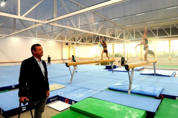 """Lars Grael: """"Não podemos achar que os Jogos do Rio foram um sonho de verão que terminou no ano passado"""" Roni Rigon/Agencia RBS"""