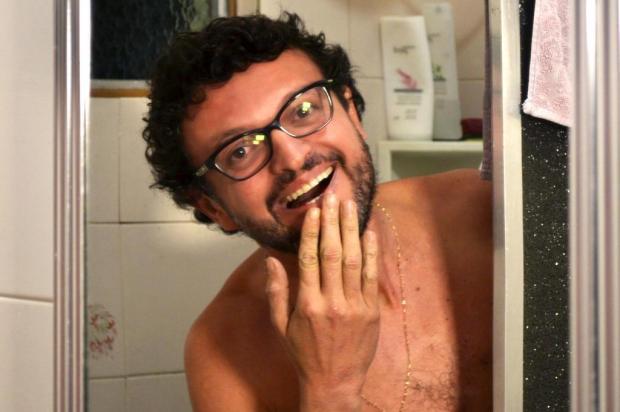 """Agenda: Peça """"Professor Pelado"""" tem sessões em Caxias Graziela Kohl/divulgação"""