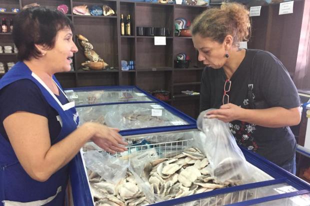 Movimento deve aumentar nas peixarias de Caxias a partir desta quinta-feira André Tajes/Agência RBS