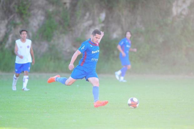 Elyeser acredita que Caxias pode surpreender o Inter na semifinal Porthus Junior/Agencia RBS