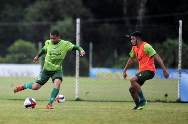 Felipe Lima e Lino serão reforços caseiros do Juventude para a disputa da Série B Marcelo Casagrande/Agencia RBS