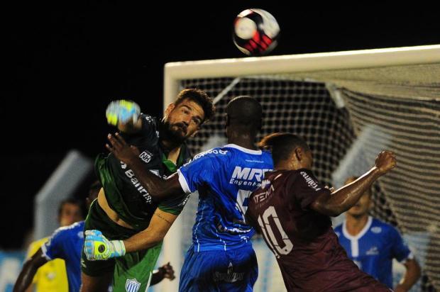 Muriel pede muito e Juventude mira o goleiro Matheus Cavichioli Porthus Junior/Agencia RBS