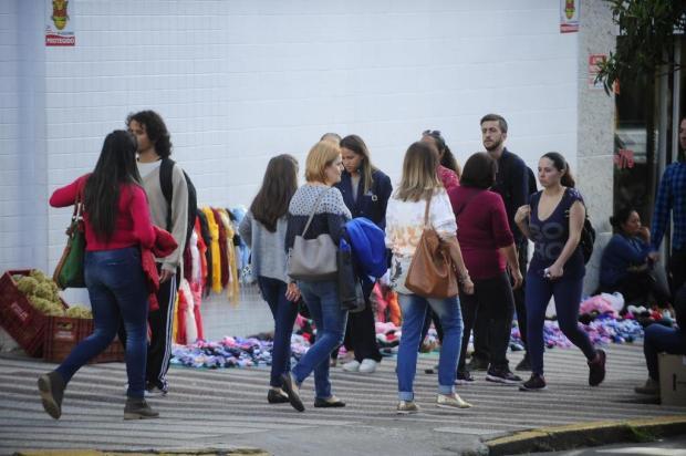 Feriado será com chuva e temperaturas amenas na Serra Gaúcha Marcelo Casagrande/Agencia RBS