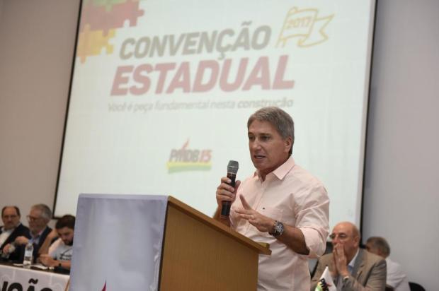 """""""Aí tem bandidagem"""", diz ex-governador Rigotto sobre denúncia de caixa 2 Vinicius Reis/Divulgação"""