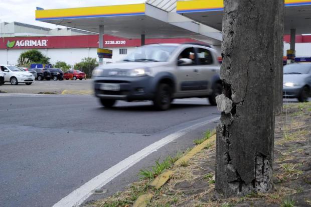 Rótulas e cruzamentos são principais pontos de acidentes em Caxias Marcelo Casagrande/Agencia RBS