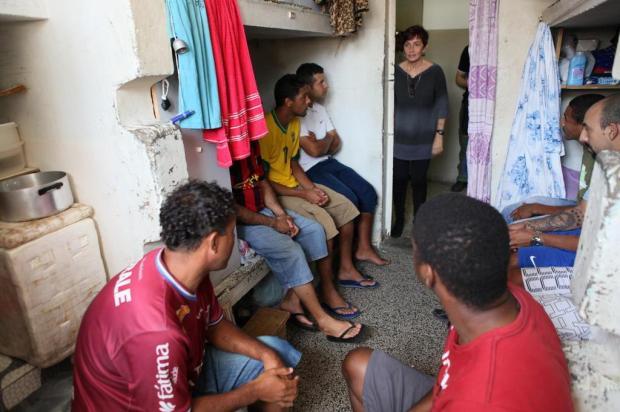 Susepe não planeja transferência dos apenados de presídio de Caxias Sidinei José Brzuska/TJ-RS