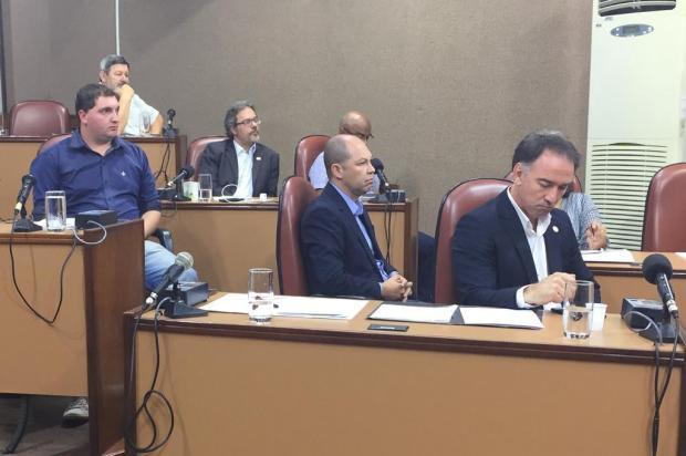 Postura do líder do governo é criticada na Câmara de Caxias do Sul André Tajes/Agência RBS