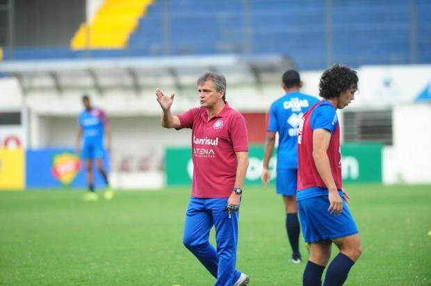A hora da verdade para o Caxias de Luiz Carlos Winck buscar vaga na final estadual Roni Rigon/Agencia RBS