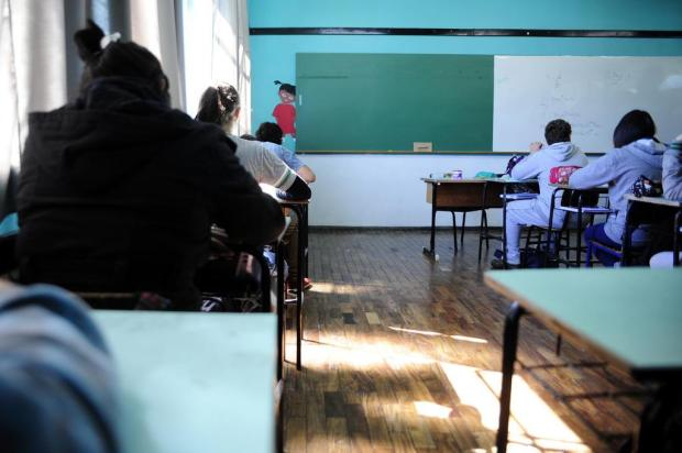 """""""É impossível alcançar o tamanho do prejuízo na vida do aluno"""", diz especialista sobre falta de professores na Serra Marcelo Casagrande/Agencia RBS"""