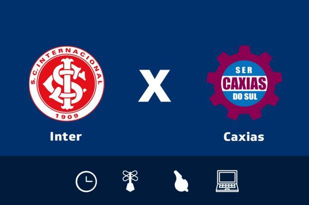Inter x Caxias: tudo o que você precisa saber sobre a partida deste sábado Pioneiro/Pioneiro