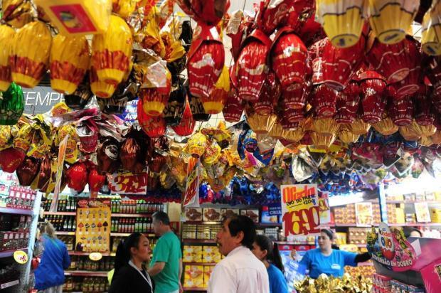 Supermercados gaúchos vendem 6,5 milhões de ovos de chocolate Roni Rigon/Agencia RBS