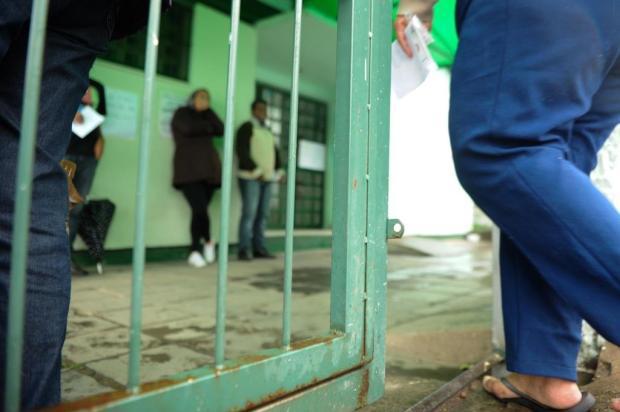 Greve dos médicos em Caxias completa um mês nesta quarta-feira Diogo Sallaberry/Agencia RBS
