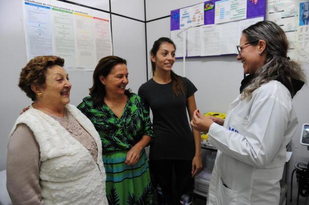 UBSs registram baixa procura no primeiro dia de vacinação contra a gripe em Caxias do Sul Roni Rigon/Agencia RBS