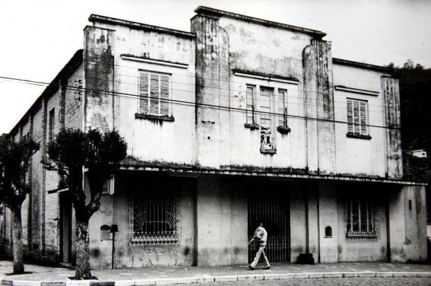 Memória: manifestações no Cine Operário de Galópolis Maria da Graça Soares/Agencia RBS
