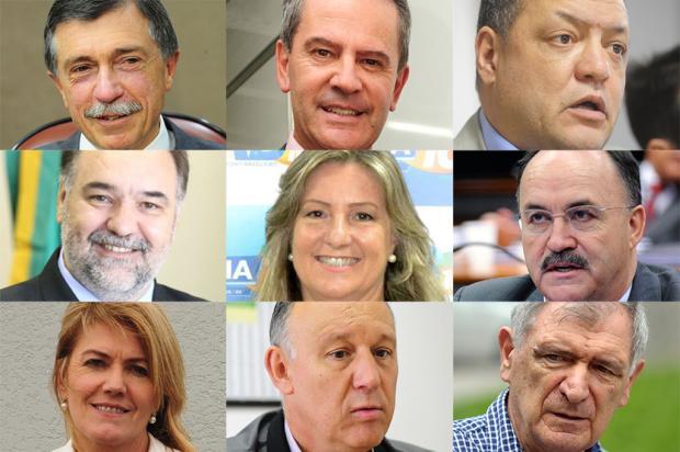 Conheça os possíveis nomes de Caxias do Sul para a disputa de 2018 Reprodução/