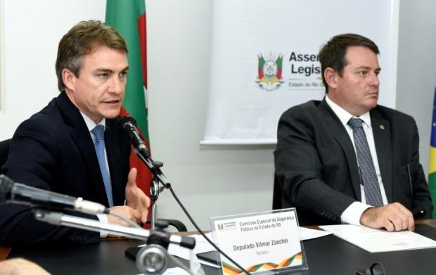 Caxias do Sul e Vacaria recebem audiências públicas para debater segurança Vinícius Reis / Assembleia Legislativa / Divulgação/Assembleia Legislativa / Divulgação