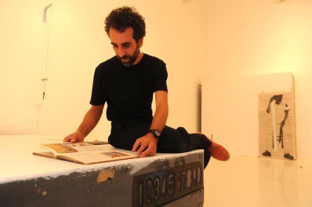 """Mostra """"Dodó e Zezé"""", de Renato Hofer, abre nesta quarta no Ordovás Diogo Sallaberry/Agencia RBS"""