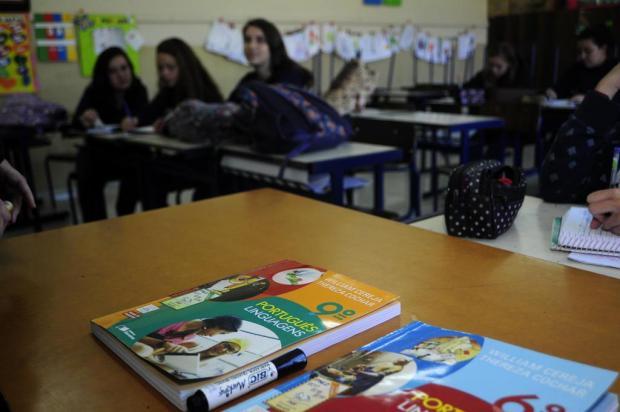EJA na rede municipal de Caxias só aceitará alunos com mais de 18 anos Marcelo Casagrande/Agencia RBS