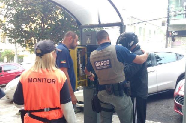 Fraude desarticulada pelo MP desviava dinheiro de ao menos 10 parquímetros de Caxias do Sul Ministério Público/divulgação