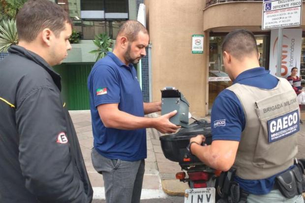 Rek Parking devolve R$ 19 mil à prefeitura de Caxias por fraude em parquímetros Ministério Público/divulgação