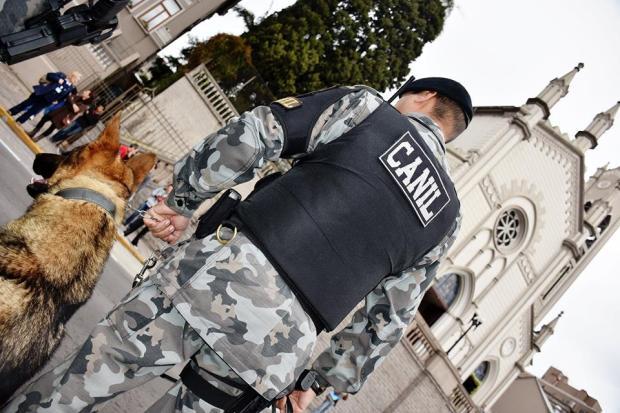 Brigada Militar de Caxias participa de ação simultânea de policiamento promovida em todo o país Jackson Cardoso / Divulgação/Divulgação