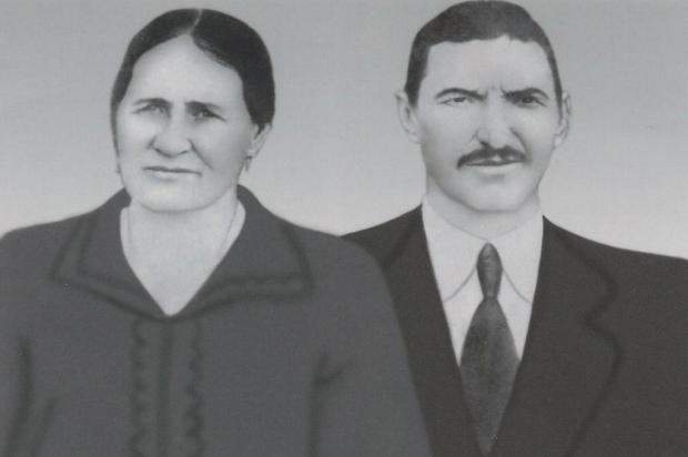 Memória: a trajetória da Família Richetti Acervo família Richetti/Arquivo pessoal