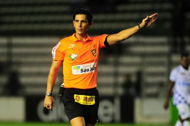 Árbitro Daniel Nobre Bins vai apitar Caxias x Inter no Estádio Centenário Porthus Junior/Agencia RBS