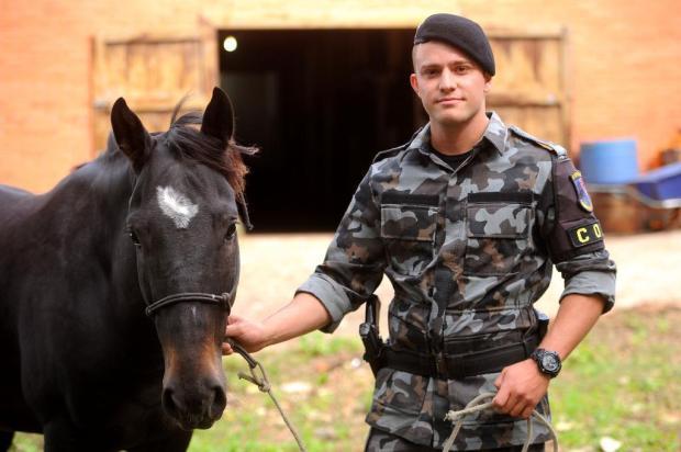 Dia do Policial Civil e Militar é comemorado por aqueles que têm orgulho em proteger Diogo Sallaberry/Agencia RBS