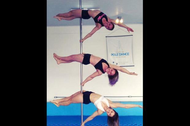Três atletas caxienses participam do 3º Campeonato Pan-Americano de Pole Dance em São Paulo Studio de Pole Dance Lígia de Jesus / Divulgação/Divulgação