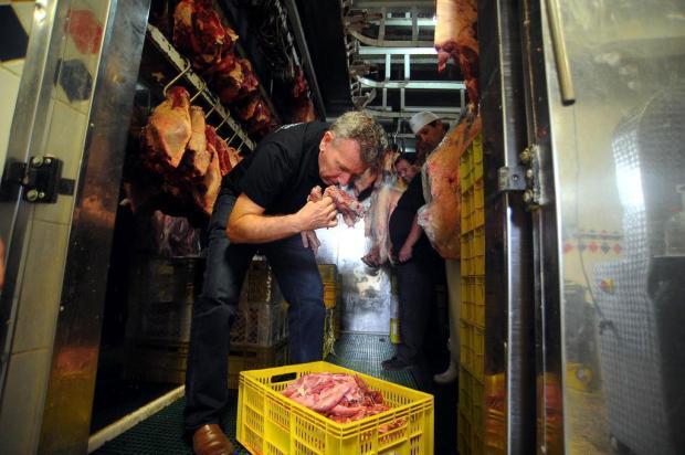 """""""Não é alarmante"""", diz promotor sobre operação em casas de carnes de Bento Gonçalves Felipe Nyland/Agencia RBS"""