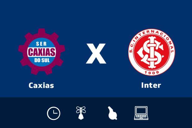 Caxias x Inter: tudo o que você precisa saber para acompanhar a partida /