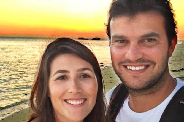 """3por4: Casal ministra palestra """"Viajo, Logo Existo"""", em Caxias Arquivo pessoal/Arquivo pessoal"""