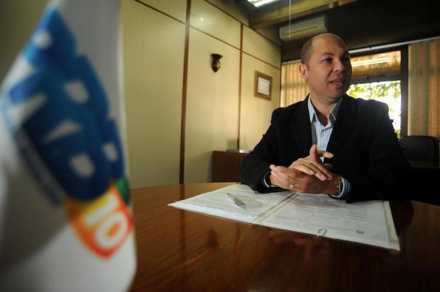"""""""Não vejo oposição e situação"""", diz vereador de Caxias do Sul Elisandro Fiuza Felipe Nyland/Agencia RBS"""