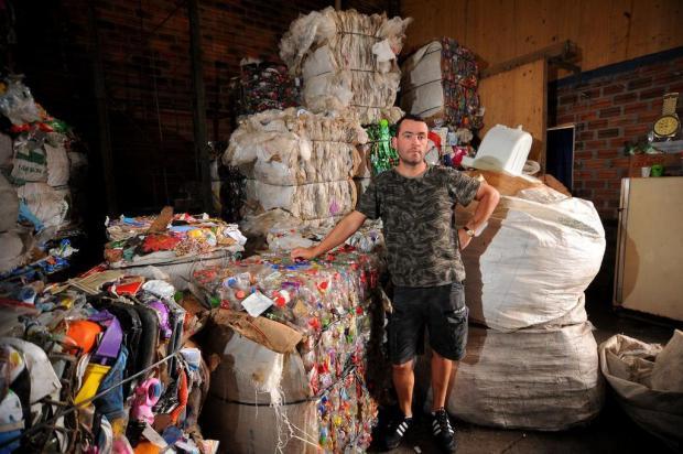 Fabricantes de plástico da Serra cortaram 2 mil vagas desde 2013 Diogo Sallaberry/Agencia RBS