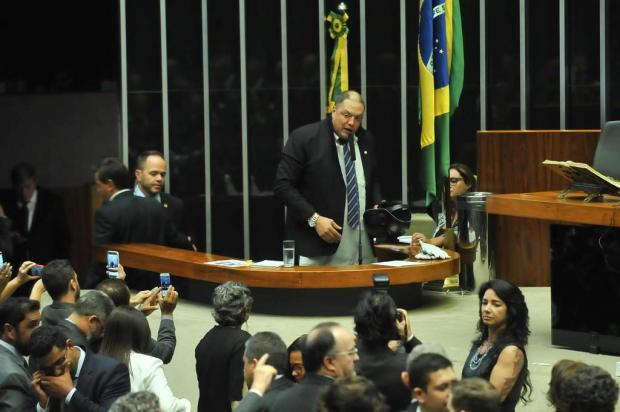 """""""Consegui mostrar a indignação"""", diz Assis Melo sobre protesto na Câmara J.Batista/Divulgação"""
