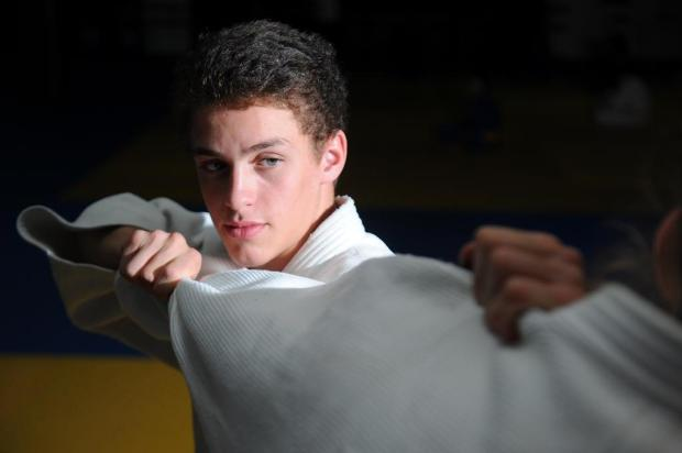 Talento caxiense do judô disputa circuito europeu sub-18 na Alemanha Felipe Nyland/Agencia RBS