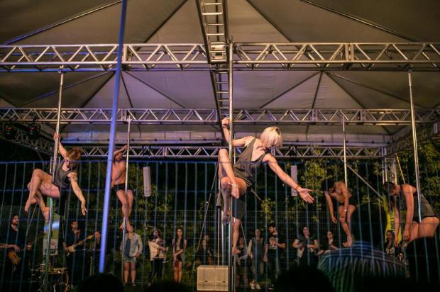 """Espetáculo """"Hard Times"""" tem sessões nesta sexta e sábado em Caxias Paulo Pretz/divulgação"""