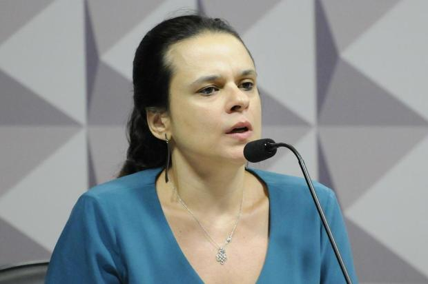 """Janaina Paschoal: """"O maior risco vem do Supremo"""" Alessandro Dantas/Divulgação"""