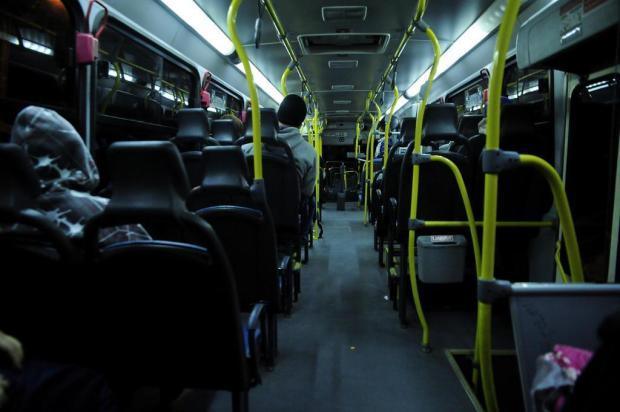 Primeiro quadrimestre de 2017 registra o maior número de roubos a ônibus em Caxias do Sul desde 1999 Marcelo Casagrande/Agencia RBS