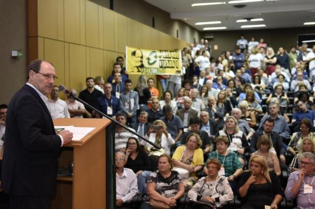 Nome de Sartori deve ser confirmado à reeleição em abril ou maio do próximo ano Vinicius Reis/Divulgação