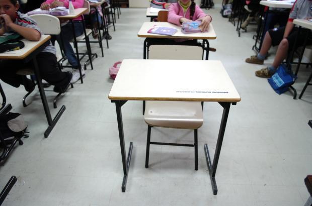 Evasão escolar em Caxias preocupa: só neste ano, 629 estudantes estão infrequentes em sala de aula Emerson Souza / Agência RBS/Agência RBS
