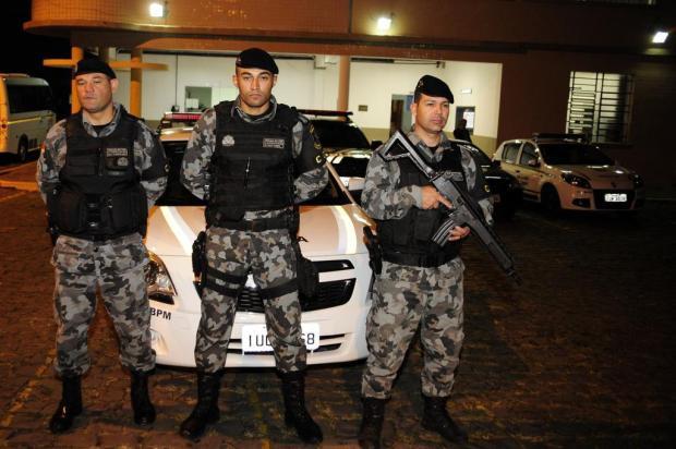 BM destina três policiais para o combate de roubos a ônibus em Caxias do Sul Marcelo Casagrande/Agencia RBS