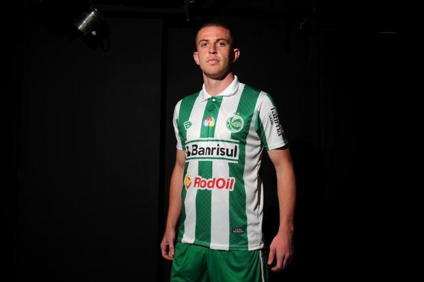 Juventude apresenta uniformes para disputa da Série B Felipe Nyland/Agencia RBS